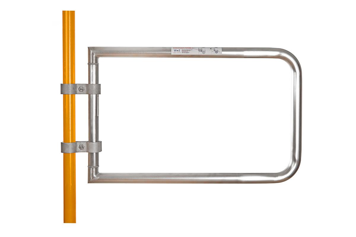 W+Z Stahlbau Doppelsicherung